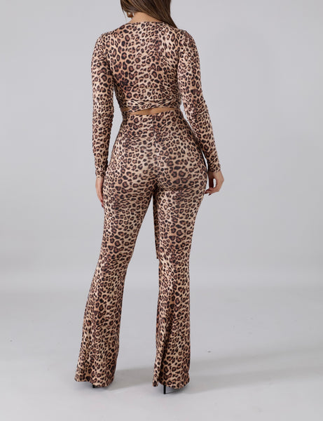"""Fierce Dreams"" Set leopard"