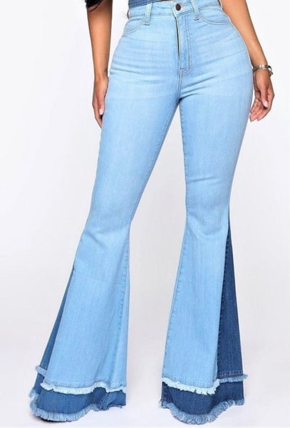 Bomb Bell Bottoms
