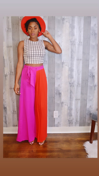 Jade Wide Leg Pants