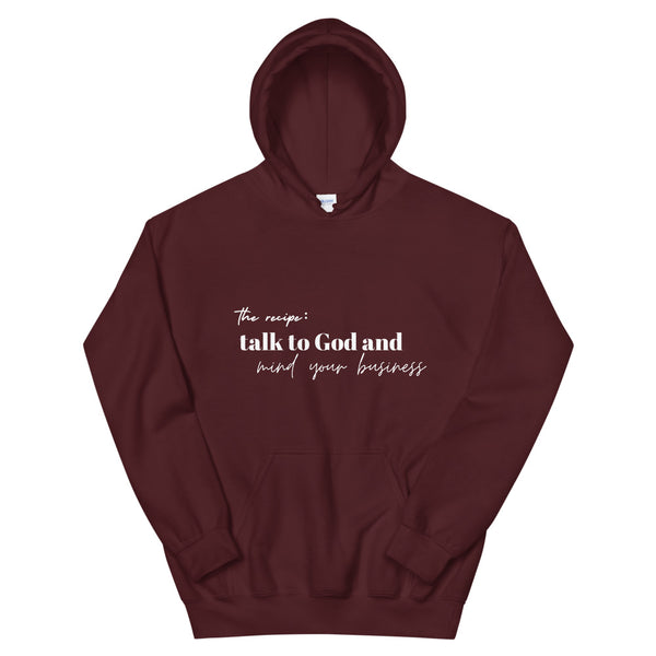 The Recipe Unisex Hoodie