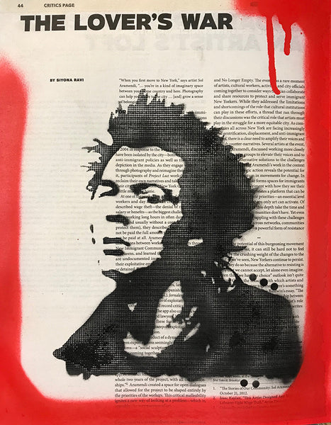Sid Vicious THE LOVER'S WAR