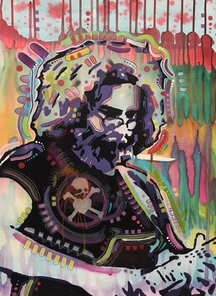 Jerry Garcia RECKONING