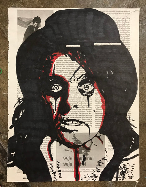 Alice Cooper BECOME UNBEARABLE