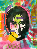 John Lennon COLORFIELD