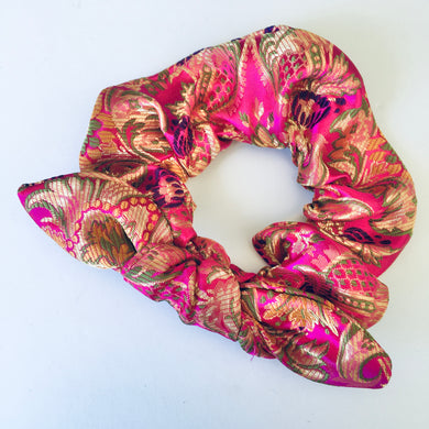 Bowed Scrunchie - A Whole New World