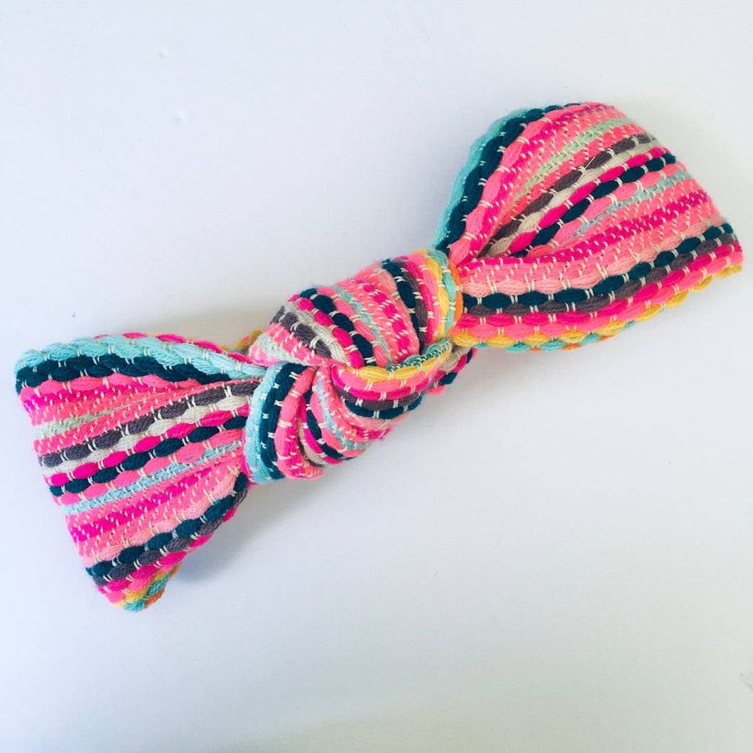 Knotted Headband - Fiesta