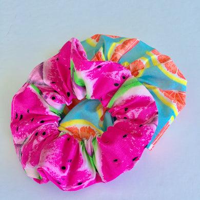 Scrunchie Duo - Summer Lovin'