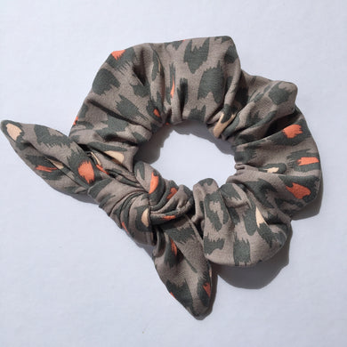 Bowed Scrunchie - Boheme