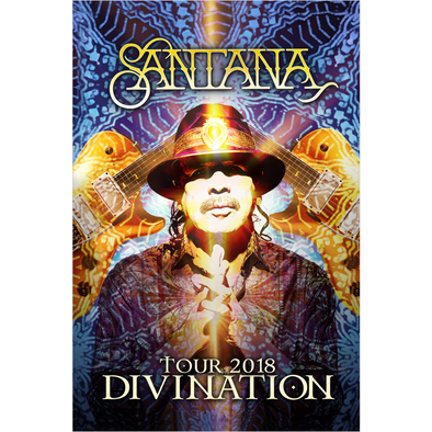 Divination Tour 2018 - Poster (Vertical)