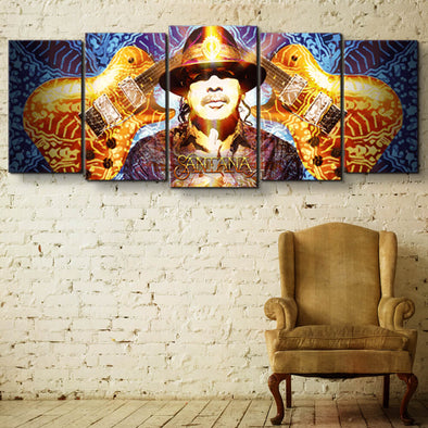 Divination - Canvas Wall Art 5 Panel