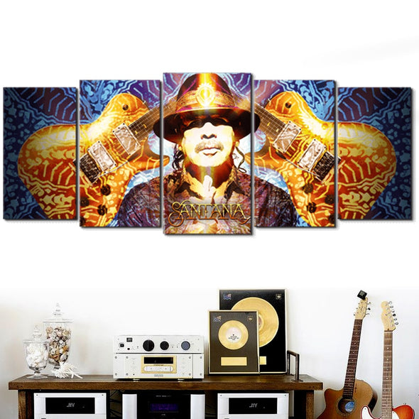 Divination - Canvas Wall Art 5 Panel PT