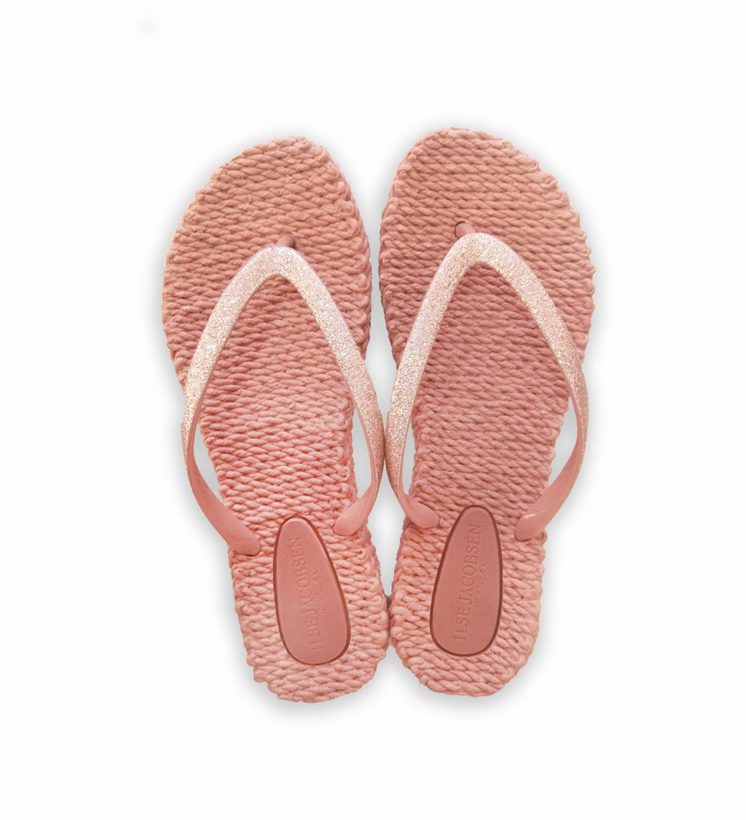 Ilse Jacobsen Misty Rose Flip Flops