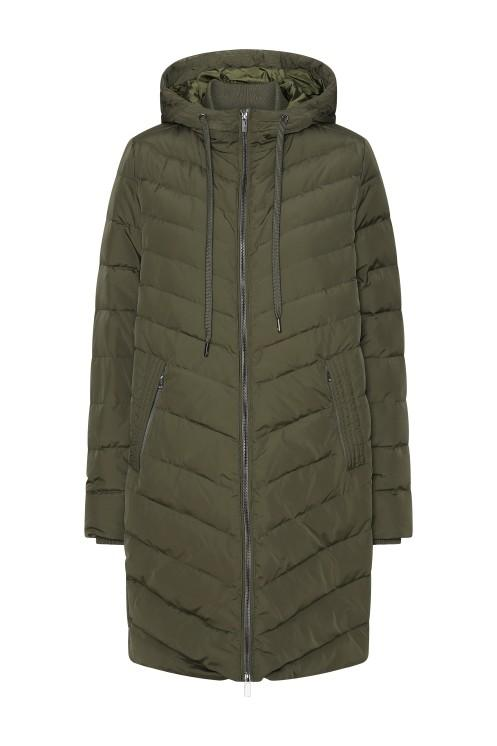 Ilse Jacobsen Army Green Peppy Down Filled Coat