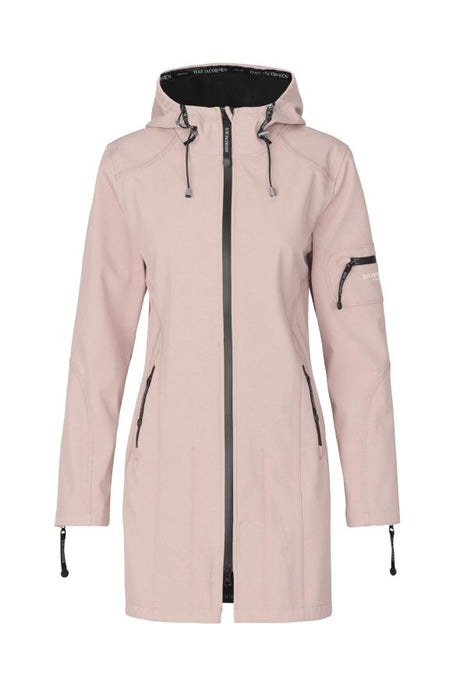 Ilse Jacobsen Adobe Rose Rain 7 Raincoat