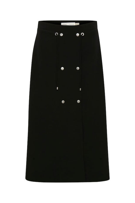 Inwear Black A-line Skirt