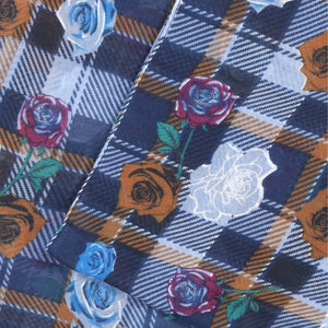 Codello Blue Rose Detail Snood