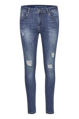 Denim Hunter Skinny Torn Jean