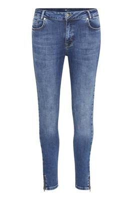 Denim Hunter Medium Wash Skinny Jean
