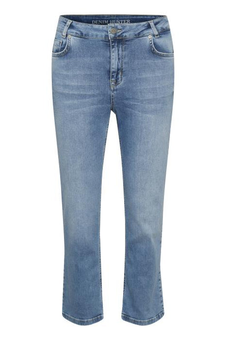 Denim Hunter Celina High Straight Custom Jean