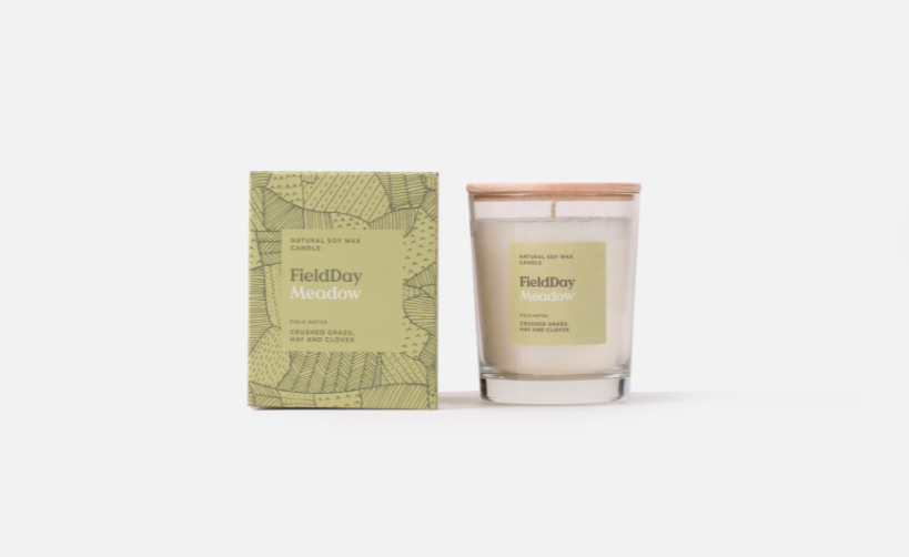 Field Day Large Meadow Candle