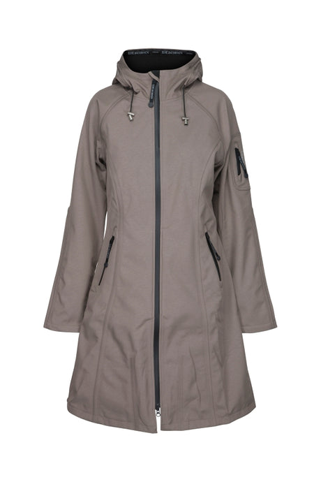 Ilse Jacobsen Rain 37 Dark Ash Raincoat