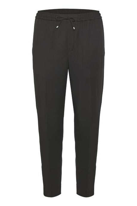 Inwear Black Relaxed Fit Trouser