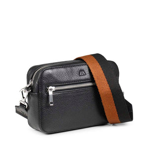 Markberg Black Elea Crossbody Bag