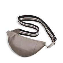 Load image into Gallery viewer, Markberg Grey Leather Elinor Bumbag