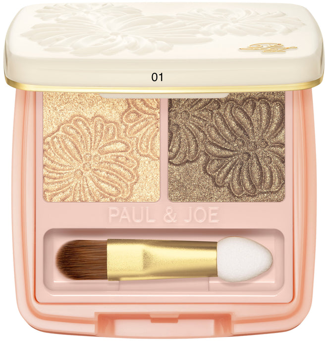 Paul & Joe Cosmetics Eye Shadow Duo Refill