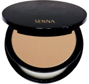 Senna Mineral Mix Pressed Cover and Finish Foundation