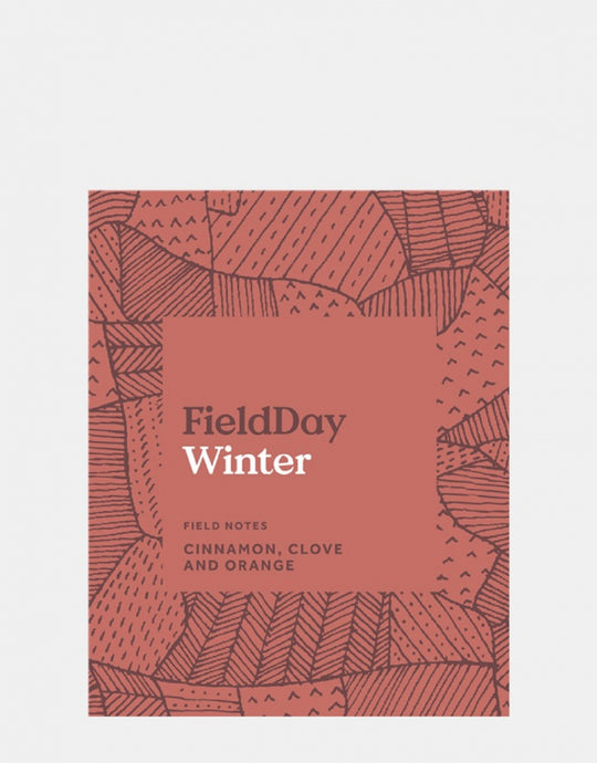 Field day Small Winter Candle
