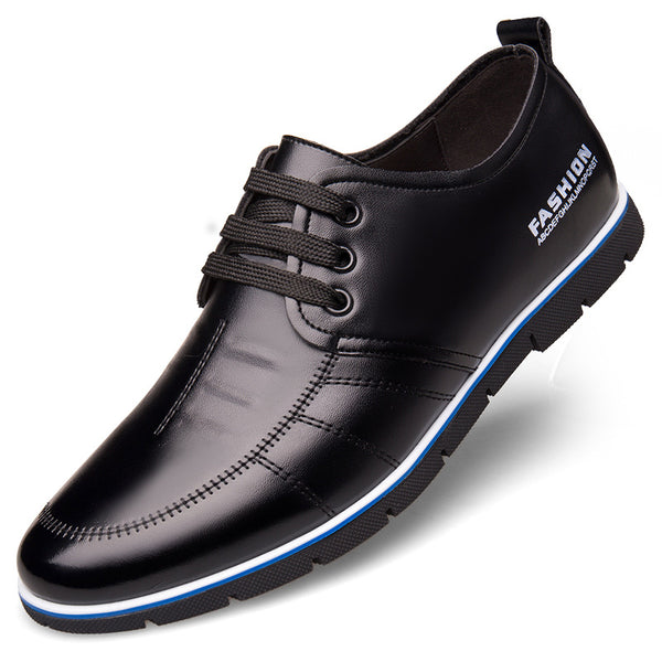 Men Non-slip Large Size Soft Sole Casual Driving Shoes