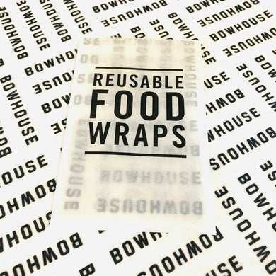 Bowhouse Wrap- Small