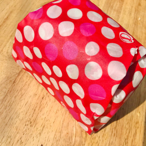 Go Dotty - Red - Extra Large - Bplasticfree