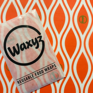 Vegan and eco friendly wax wrap alternative to cling film.