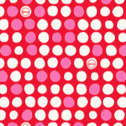 Load image into Gallery viewer, Go Dotty - Red - Medium - Bplasticfree