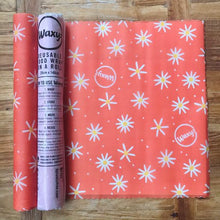 Load image into Gallery viewer, Waxyz in orange daisy on a roll
