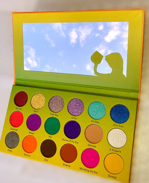 The Tea Palette ***(end of June restock)