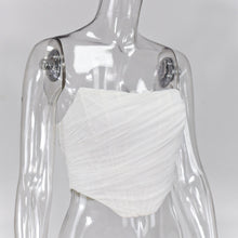 Load image into Gallery viewer, Dual Layer Corset Vest