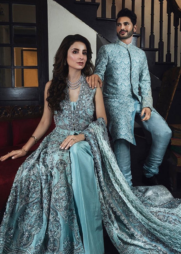 HSY Man and Woman