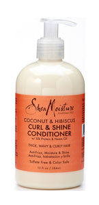 Shea Moisture Coconut and Hibiscus Conditioner