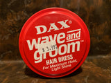 DAX WAVE AND GROOM WAVE GREASE
