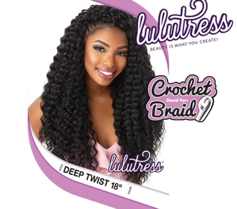 Lulutress Deep Twist 18""
