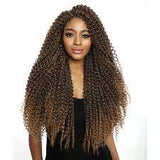 "Afri Passion Water Wave 18"" 4"
