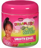 African Pride Dream Kids Olive Smooth Edges