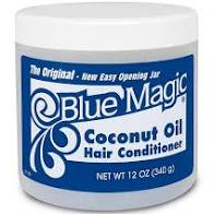 Blue Magic Coconut