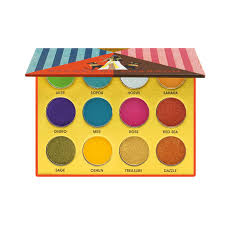 Ebin Goddess Treasure Palette  - Secret Of Pharaoh