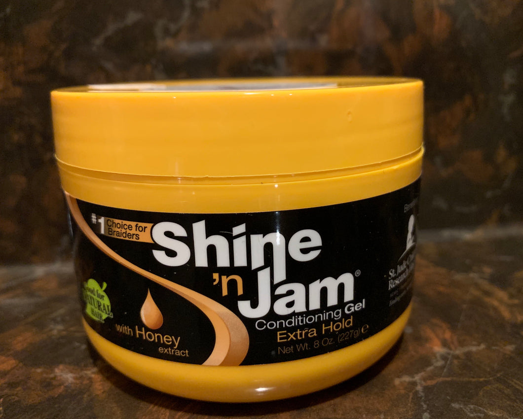 Shine 'n Jam Honey 8oz