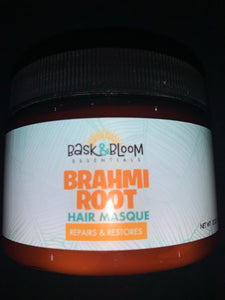 Bask&Bloom Brahmi Root Masque
