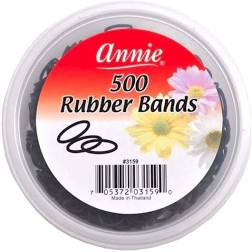 B/W Rubber Bands 500 Ct